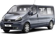 Renault kisbusz bérlés, mikrobusz kölcsönzés