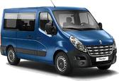 Renault Master kisbusz bérlés, kisbusz kölcsönzés
