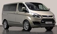 Ford Turneo 9 személyes kisbusz bérlés, kisbusz kölcsönzés