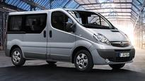 Opel Vivaro kisbusz bérlés, kisbusz kölcsönzés
