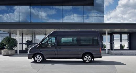 Ford Transit 9-18 személyes kisbusz bérlés