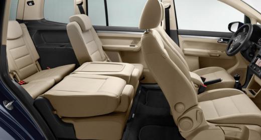 Kisbusz bérlés Volkswagen Touran 7 személyes