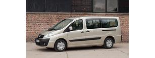 Fiat Scudo kisbusz bérlés