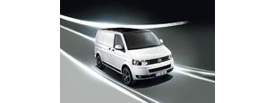 Volkswagen Transporter dobozos kisteherautó bérlés