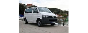 Volkswagen Transorter kisbusz bérlés, Transporter bérlés, furgon bérlés