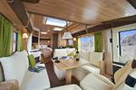 Lakóautó Hütte-style