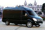 Mercedes Sprinter luxus hotelszoba