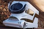 Luxus lakóbusz