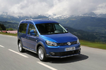 Volkswagen Caddy Cross 4x4
