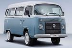 Volkswagen Kombi kisbusz búcsú