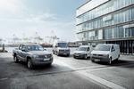 Volkswagen haszongépjárművek 2012