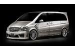 Mercedes kisbusz sportruhában